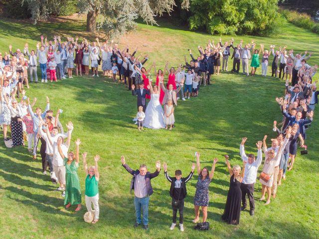 Le mariage de Cédric et Marie à Saint-Erblon, Ille et Vilaine 1
