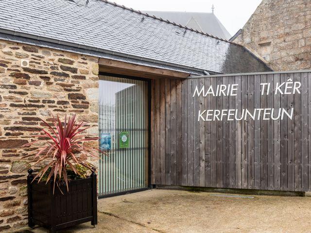 Le mariage de Marie Charlotte et Thomas à Quimper, Finistère 6