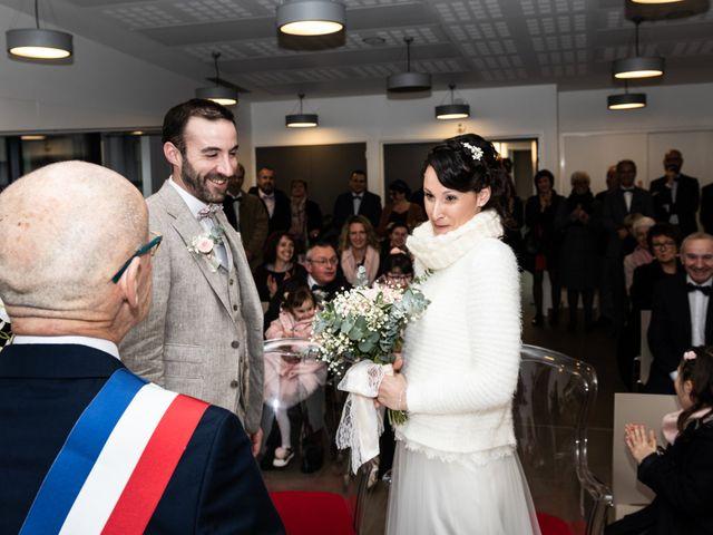 Le mariage de Marie Charlotte et Thomas à Quimper, Finistère 8