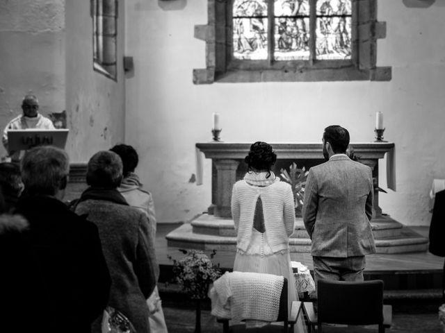 Le mariage de Marie Charlotte et Thomas à Quimper, Finistère 14