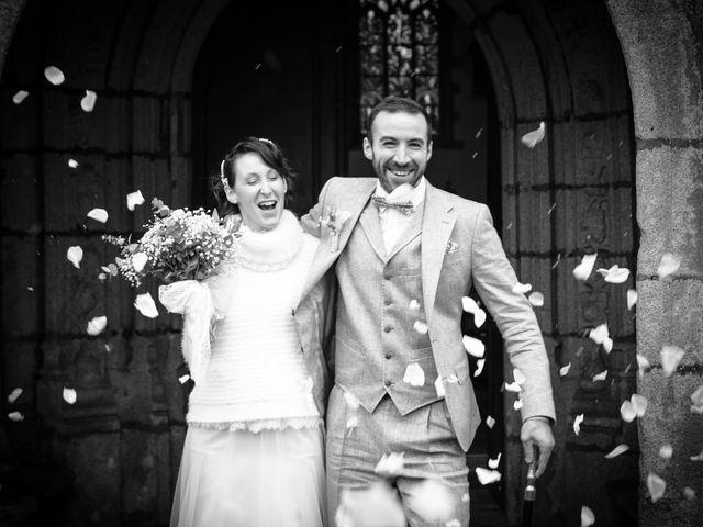 Le mariage de Marie Charlotte et Thomas à Quimper, Finistère 17