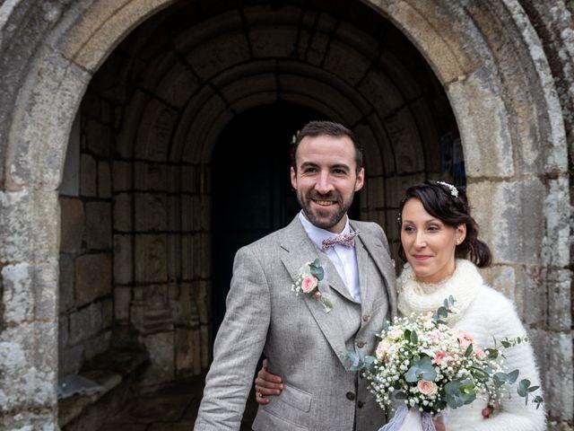 Le mariage de Marie Charlotte et Thomas à Quimper, Finistère 19