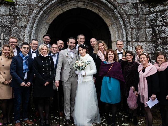 Le mariage de Marie Charlotte et Thomas à Quimper, Finistère 20