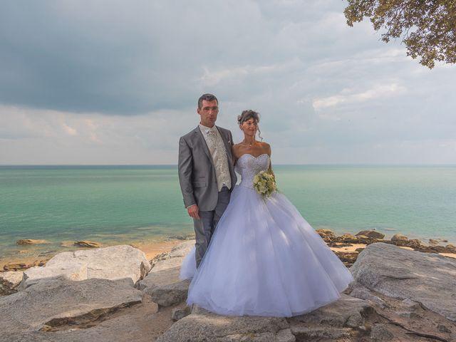 Le mariage de Laurent et Céline à Noirmoutier-en-l'Île, Vendée 1