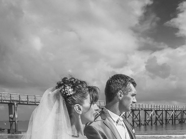 Le mariage de Laurent et Céline à Noirmoutier-en-l'Île, Vendée 3