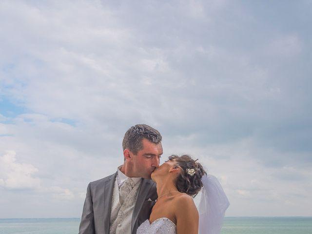 Le mariage de Laurent et Céline à Noirmoutier-en-l'Île, Vendée 5