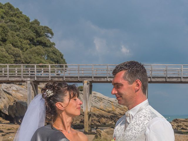 Le mariage de Laurent et Céline à Noirmoutier-en-l'Île, Vendée 9