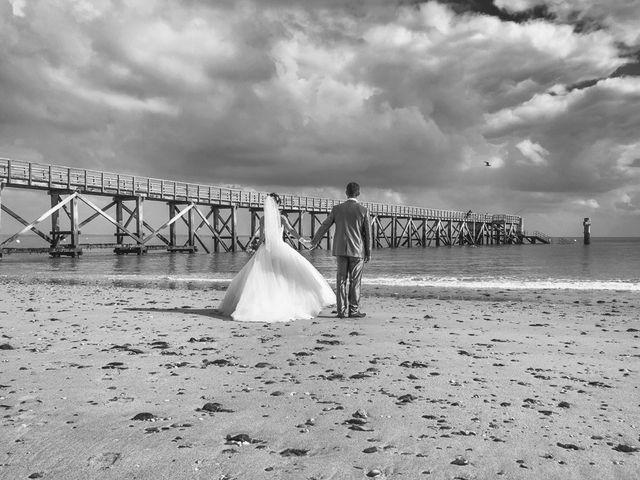 Le mariage de Laurent et Céline à Noirmoutier-en-l'Île, Vendée 12