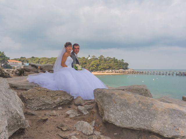 Le mariage de Laurent et Céline à Noirmoutier-en-l'Île, Vendée 13