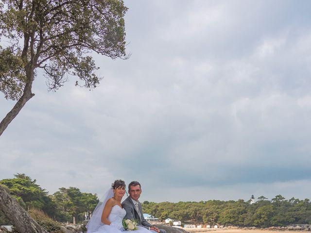 Le mariage de Laurent et Céline à Noirmoutier-en-l'Île, Vendée 15
