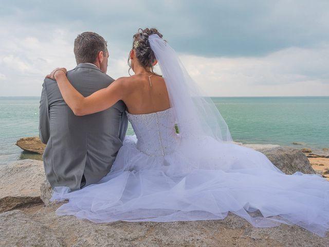 Le mariage de Laurent et Céline à Noirmoutier-en-l'Île, Vendée 23