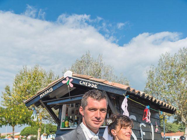Le mariage de Laurent et Céline à Noirmoutier-en-l'Île, Vendée 25