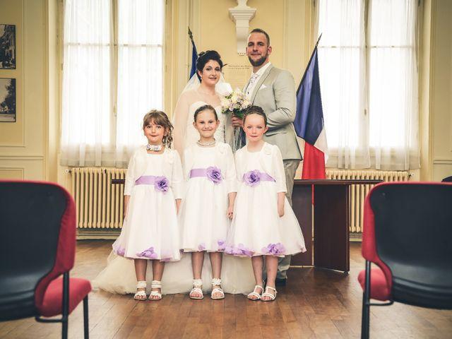 Le mariage de Vincent et Julie à Meulan, Yvelines 33