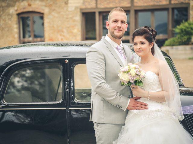 Le mariage de Vincent et Julie à Meulan, Yvelines 42