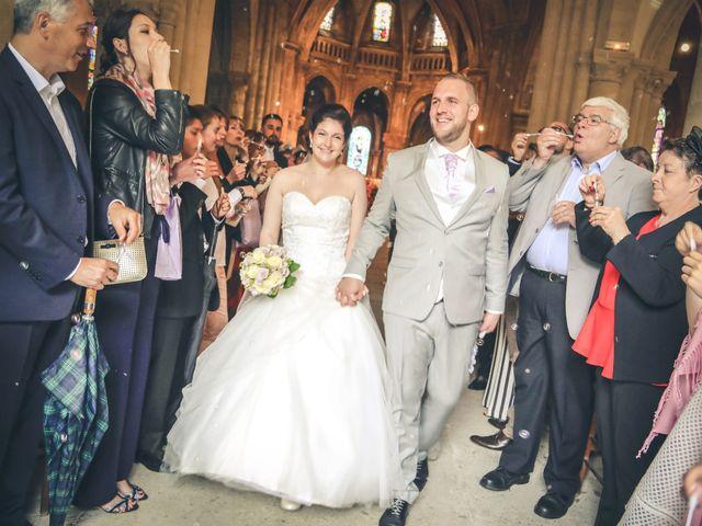 Le mariage de Vincent et Julie à Meulan, Yvelines 76