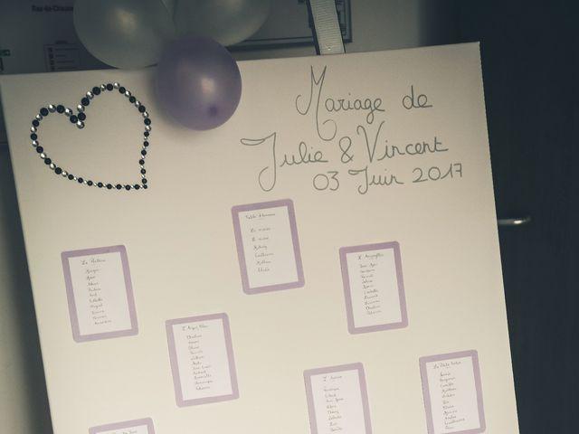 Le mariage de Vincent et Julie à Meulan, Yvelines 77