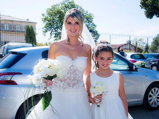 Le mariage de Sébastien et Christelle à Allauch, Bouches-du-Rhône 2