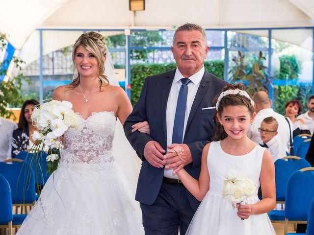 Le mariage de Sébastien et Christelle à Allauch, Bouches-du-Rhône 5