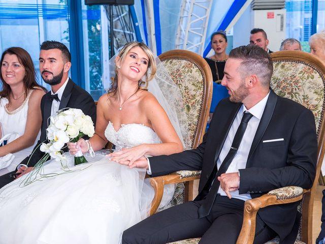Le mariage de Sébastien et Christelle à Allauch, Bouches-du-Rhône 6