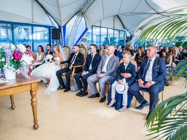 Le mariage de Sébastien et Christelle à Allauch, Bouches-du-Rhône 8