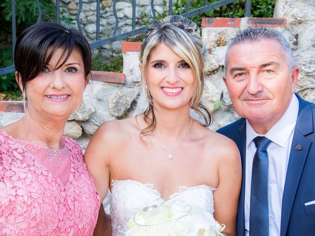 Le mariage de Sébastien et Christelle à Allauch, Bouches-du-Rhône 13