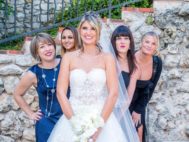 Le mariage de Sébastien et Christelle à Allauch, Bouches-du-Rhône 16