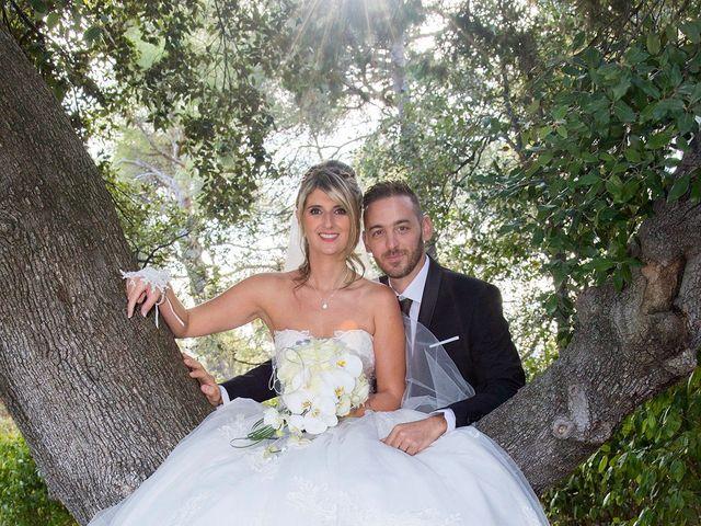 Le mariage de Sébastien et Christelle à Allauch, Bouches-du-Rhône 20