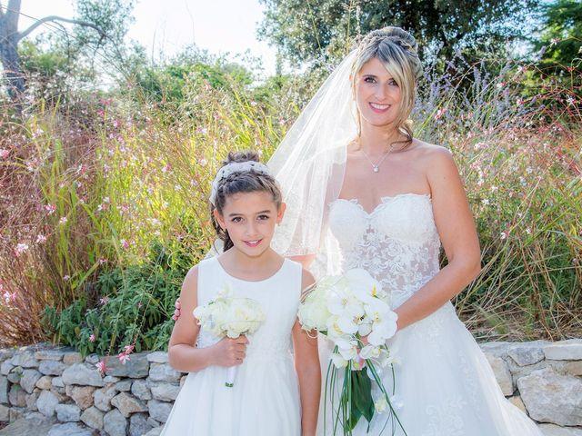 Le mariage de Sébastien et Christelle à Allauch, Bouches-du-Rhône 22