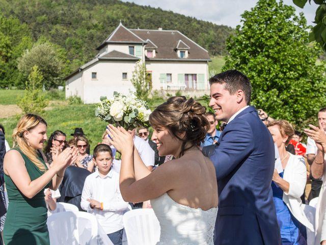 Le mariage de Boris et Emmanuelle à Roissard, Isère 18