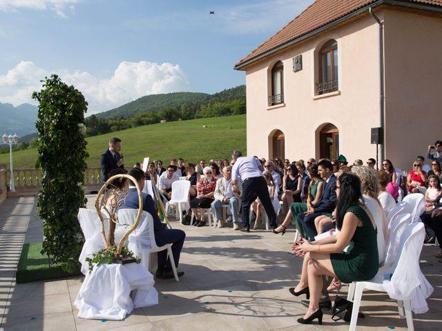 Le mariage de Boris et Emmanuelle à Roissard, Isère 19