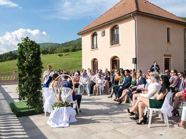 Le mariage de Boris et Emmanuelle à Roissard, Isère 21
