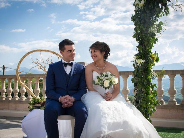 Le mariage de Boris et Emmanuelle à Roissard, Isère 22