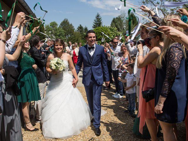 Le mariage de Boris et Emmanuelle à Roissard, Isère 27