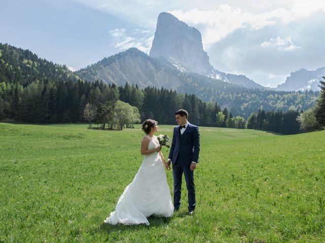 Le mariage de Boris et Emmanuelle à Roissard, Isère 28