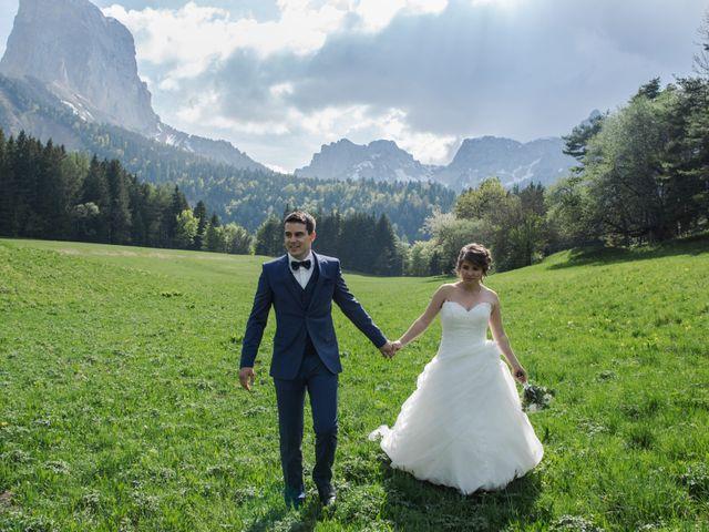 Le mariage de Boris et Emmanuelle à Roissard, Isère 29
