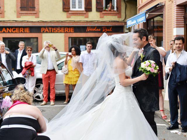 Le mariage de Nicolas et Séverine à Seysses, Haute-Garonne 28