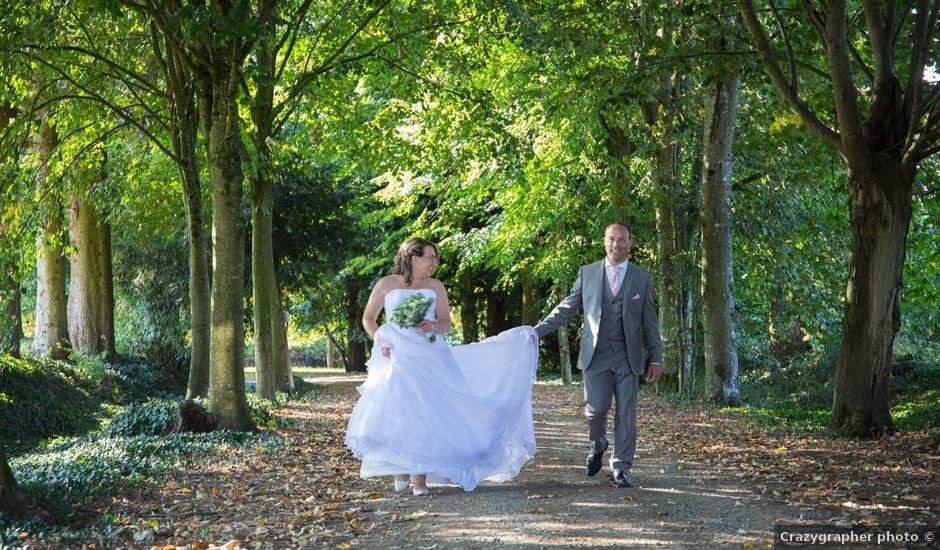Le mariage de Cédric et Marie à Saint-Erblon, Ille et Vilaine