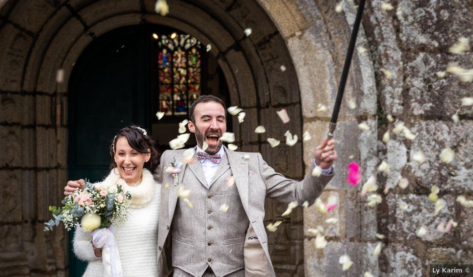 Le mariage de Marie Charlotte et Thomas à Quimper, Finistère