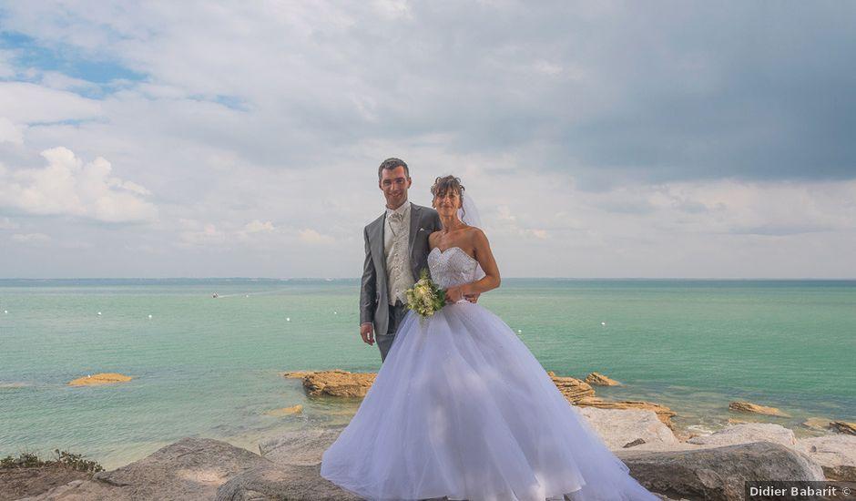 Le mariage de Laurent et Céline à Noirmoutier-en-l'Île, Vendée