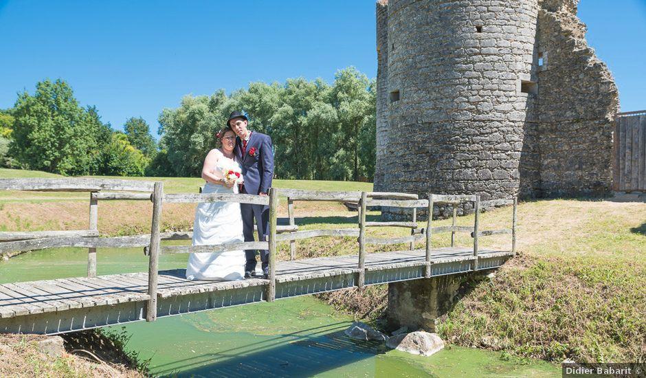 Le mariage de Michel et Stéphanie à Soullans, Vendée