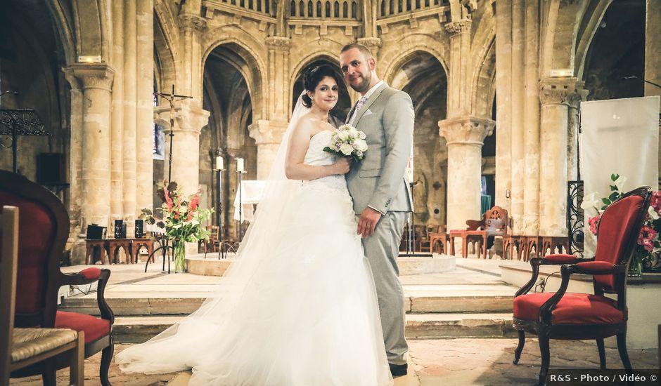 Le mariage de Vincent et Julie à Meulan, Yvelines