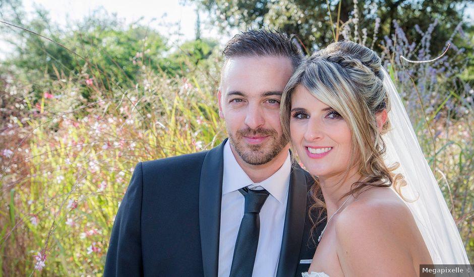 Le mariage de Sébastien et Christelle à Allauch, Bouches-du-Rhône