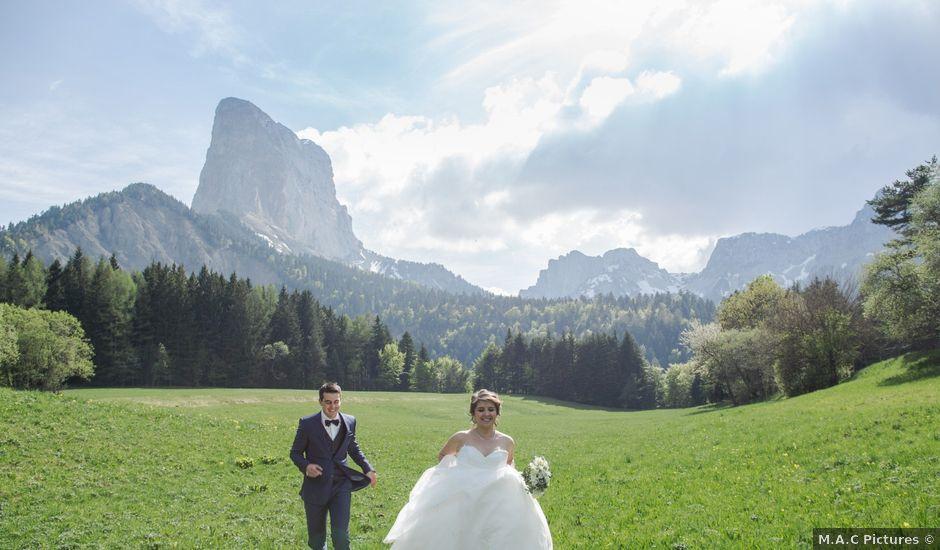 Le mariage de Boris et Emmanuelle à Roissard, Isère