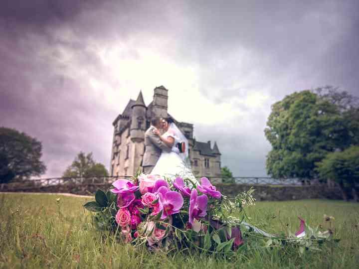 Le mariage de Corinne et Éric