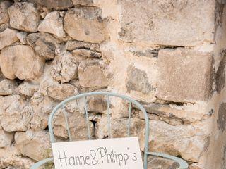 Le mariage de Hanne et Philipp 1