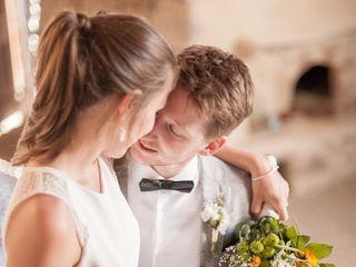 Le mariage de Hanne et Philipp