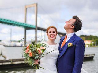 Le mariage de Anders et Elinor