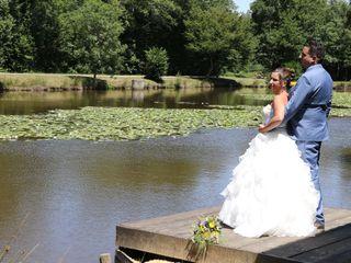 Le mariage de Mélanie et Cédric