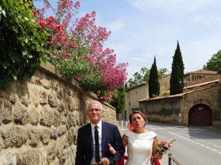 Le mariage de Florence et Rino 1
