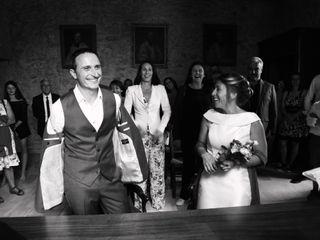 Le mariage de Florence et Rino 2